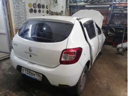 Renault Sandero 14.10.2021