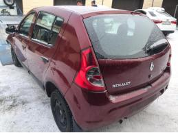 Renault Sandero 08.03.2021