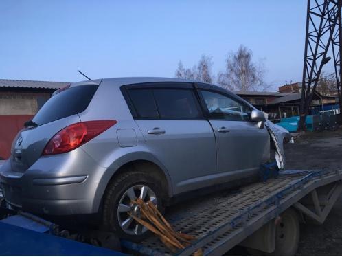 Nissan Tiida 31.10.2020
