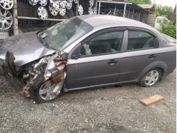 Chevrolet Aveo T250 18.07.2018