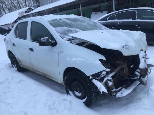 Renault Logan II 18.01.2020