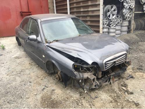 Hyundai Sonata 29.06.2018