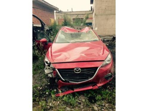 Mazda 3 17.07.2015
