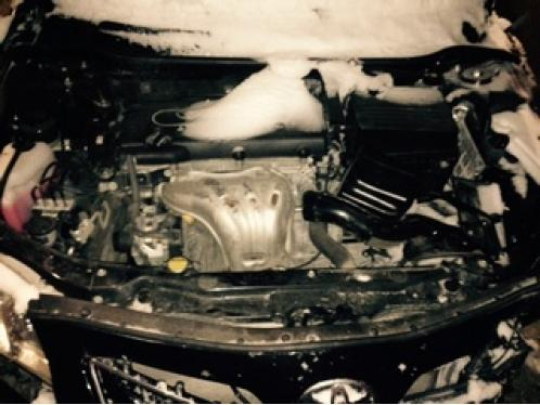 Toyota Camry 12.01.2015