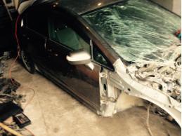 Honda Civic 4D 16.03.2015