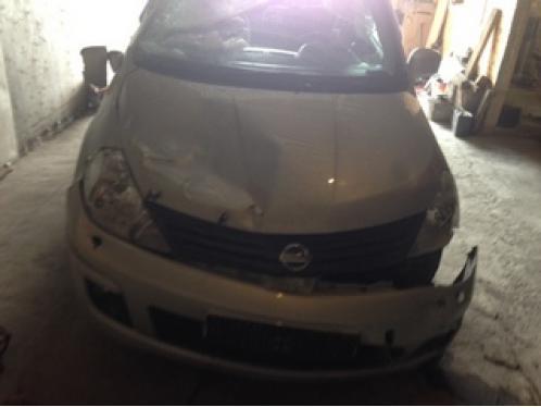 Nissan Tiida 20.08.2014