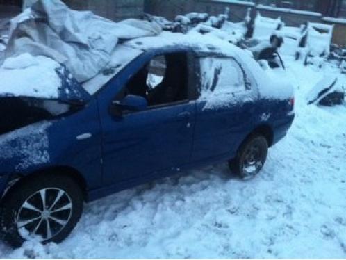 Fiat Albea 18.01.2014