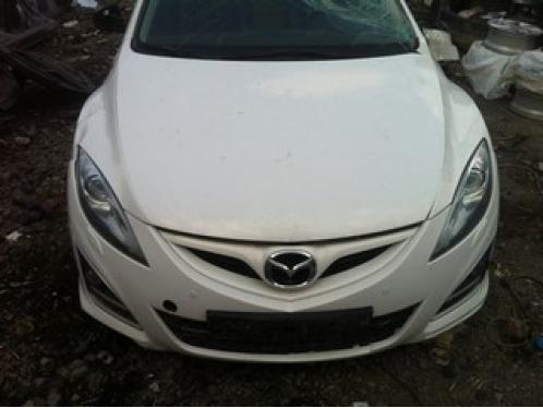 Mazda 6 09.08.2010