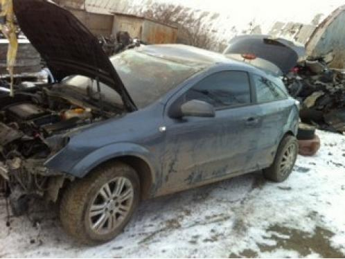 Opel Astra H GTC 23.11.2013