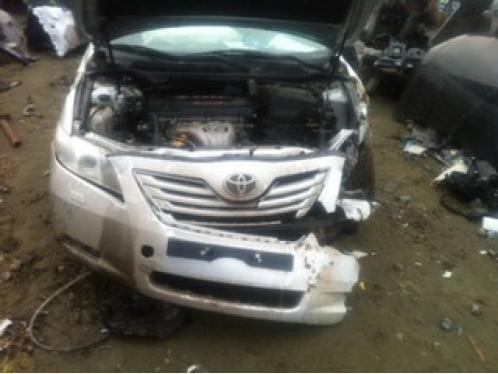Toyota Camry 04.11.2013