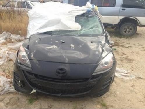 Mazda 3 22.10.2013