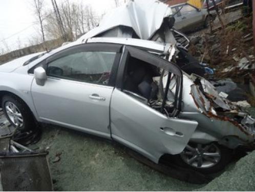 Nissan Tiida 03.12.2012