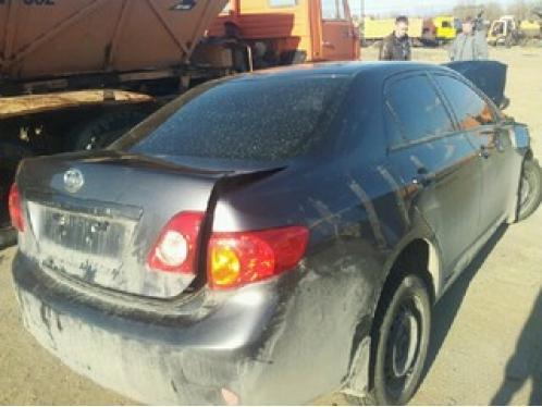 Toyota Corolla 03.12.2012