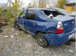 Renault Logan 05.11.2012