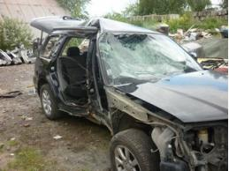 Subaru Forester 19.12.2012