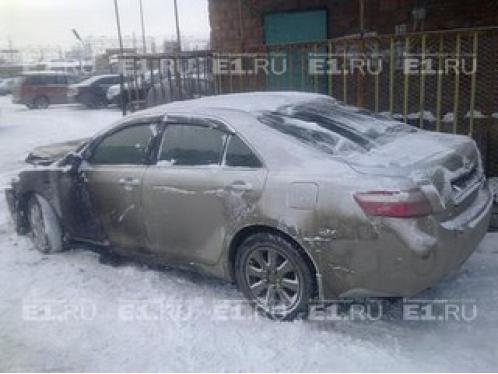 Toyota Camry 40 12.12.2012