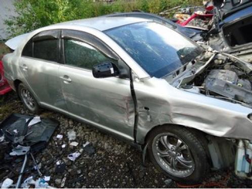 Toyota Avensis 03.12.2012