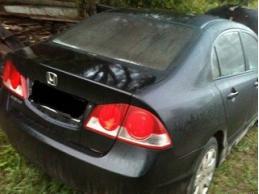Honda Civic 4D 03.12.2012