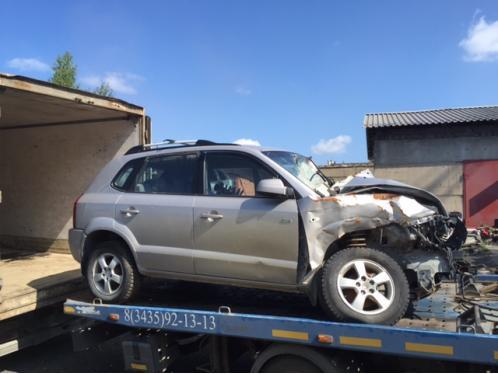 Hyundai Tucson 22.07.2016