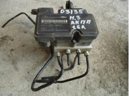 MAZDA 3 Блок ABS AF30M21J24 10097001393 1.6л