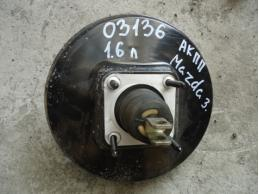 3 BL Усилитель тормозов вакуумный 1.6л