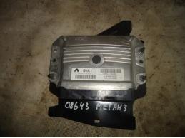 MEGANE III Блок управления двигателем 23710 1722R, K4MV838 1.6л