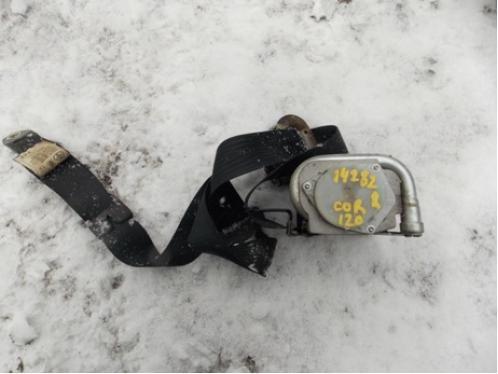 COROLLA E12  Ремень безопасности с пиропатроном передний правый