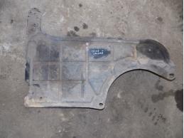 Пыльник двигателя левый