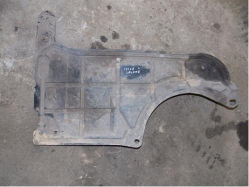 LAGUNA Пыльник двигателя левый