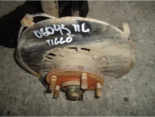 TIGGO T11  Кулак поворотный передний левый МКПП, под ABS 2.4л