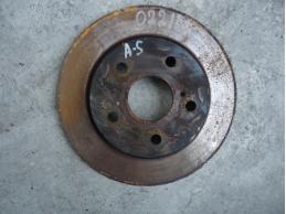 AURIS E15 Диск тормозной задний