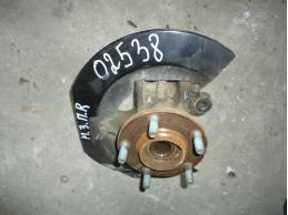 3 BL Кулак поворотный передний правый (МКПП,под ABS)1.6л