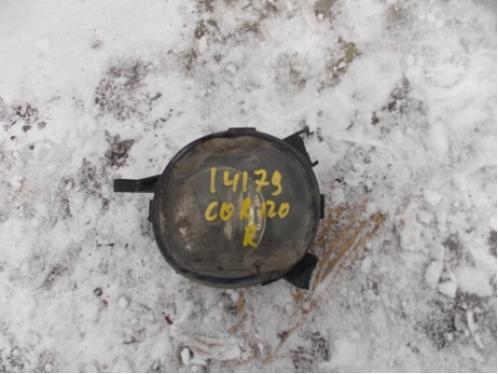COROLLA E12  Фара противотуманная правая (после 2004г)