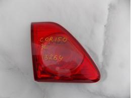 COROLLA E15 Фонарь задний внутренний левый (до 2010г)