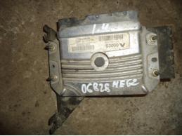 MEGANE II Блок управления двигателем K4JD730 21584288-2A 4267821910 МКПП 1.4л