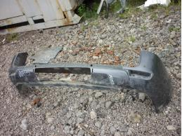 RAV 4 Бампер задний (после 2009г,под парктроник)