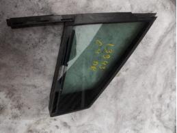 C4Стекло двери передней правой форточка (3-х дверный кузов)