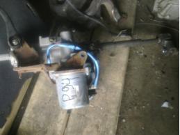 QASHQAIКолонка рулевая с электроусилителем