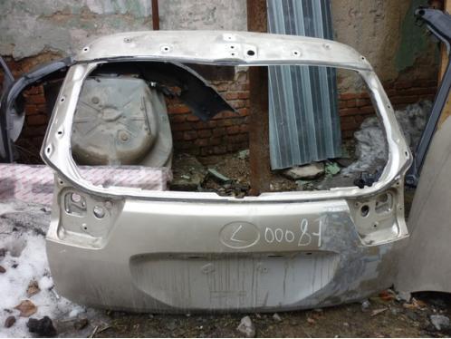 RX 300330350400H Дверь багажника без стекла