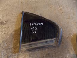 HAIMA 3 Стекло заднее левое форточка (хетчбек)