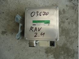 RAV 4 Блок управления электроусилителем руля
