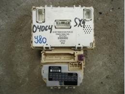 SX 4 Блок предохранителей салонный