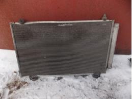 AVENSIS II Радиатор кондиционера 1.8л