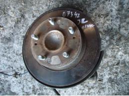 CIVIC 4D Кулак поворотный задний левый