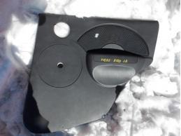 AVEO T250 Обшивка двери задняя правая (хэтчбек, под механику)
