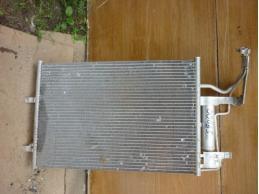 MAZDA 2 Радиатор кондиционера
