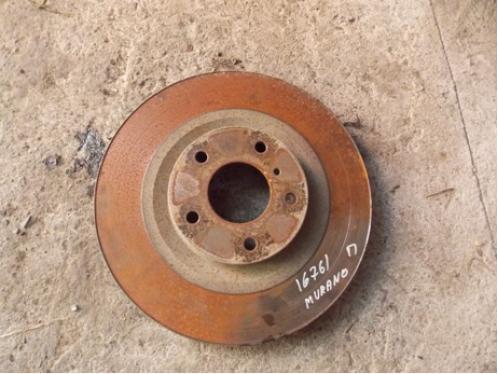 MURANO Z50  Диск тормозной передний 3.5л
