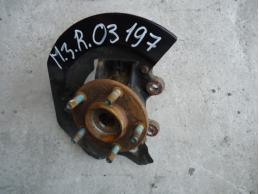 3 BL Кулак поворотный передний правый (АКПП,под ABS)1.6л