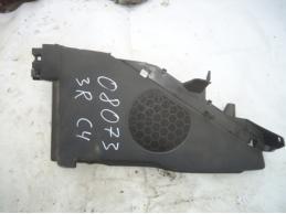 C4Обшивка багажника правая (3-х дверный кузов)
