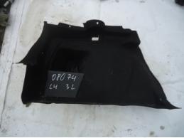 C4Обшивка багажника (нижняя левая) 3-х дверный кузов